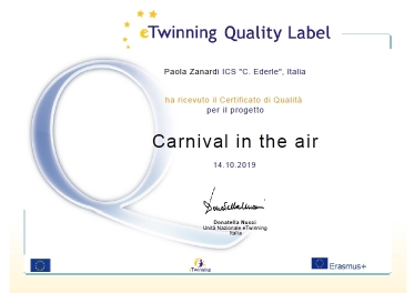 quality label 1^B docente small