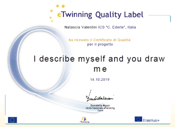 quality label 3^A docente small